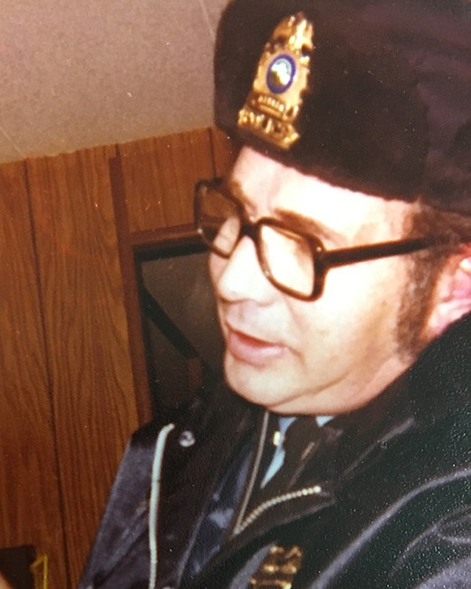 Police Officer Benjamin Carl Christensen