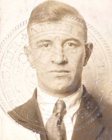 Federal Prohibition Agent John T. Foley