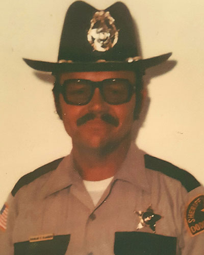 Chief of Police Douglas Eugene Claassen