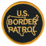United States Department of Labor - Immigration Service - United States Border Patrol