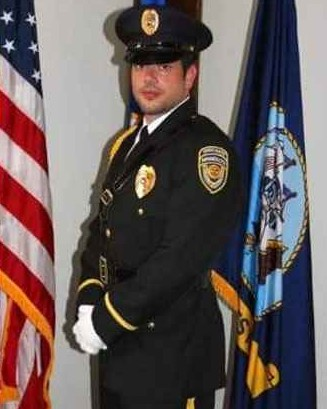 Corrections Officer Joseph Parise