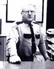 Chief of Police George Edward Raymond Ryti