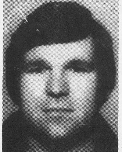Police Officer John Thomas Scanlon