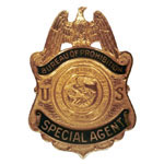 United States Department of Justice - Bureau of Prohibition